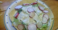 Pictured is my recipe for IC taco salad     Creamy Roasted Garlic Salad Dressing, non-dairy       One of the big issues for me when I wen...