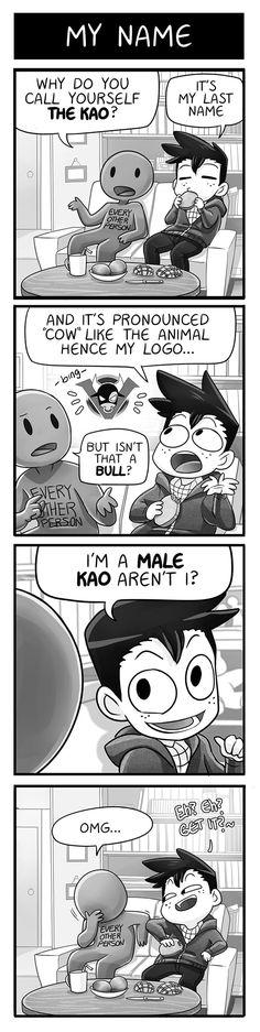 Mondo Mango :: My Name | Tapastic Comics - image 1