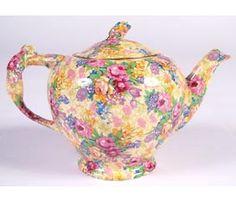 Royal Winton chintz teapot
