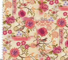Meadowlark by Jennifer Brinley | Studioe Fabrics
