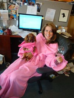 Matching snuggies