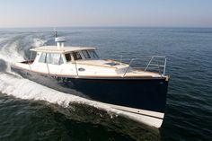 Rangeboat - Nigel Irens Design