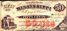 Mississippi money