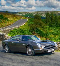 David Brown Speedback GT Classic European Cars, Classic Cars, Top Gear, Car Painting, Aston Martin, Concept Cars, Motor Car, Cars Motorcycles, Luxury Cars