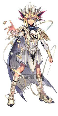 Son of Ra, The pharaoh Yu Gi Oh, Atem Yugioh, Yugioh Monsters, Fate Stay Night Anime, Sonic Art, Anime Angel, Manga Games, Fantasy Girl, Anime Comics