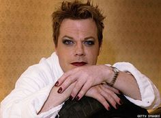 """Op Ed How Eddie Izzard Inspired One Lesbian Author Key phrase: """"Eddie is but one coordinate on the wide landscape of sexual identities."""" (Better if it said """"gender identities,"""" but I won't quibble.)"""