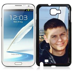 Samsung Galaxy Note 1 - Personalised hard case - Black or whiteThese premium quality plastic Samsung Galaxy NOTE 1 phone covers available in black and white coloursMade from hard plasticWhat can I do with this product?These phone cases are perfectly made for use as personalised gifts or promotional