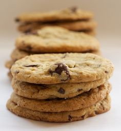 Chunky Peanut, Chocolate, and Cinnamon Cookies | Recipe | Cinnamon ...