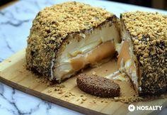 King Torta, Torta Ferrero Rocher, Maxi King, King Cake Recipe, Food Porn, Fudge, Banana Bread, Breakfast Recipes, Cake Recipes
