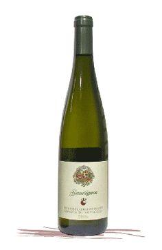 Sauvignon white wine, Abbazia di Novacella, Italy