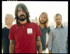 Foo Fighters | In Council Bluffs circa 2007