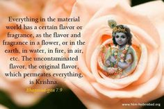 God is the essence of all things. Krishna is only one of the many manifest forms of God. You could choose any form of God who is dear to you, or simply relate impersonally to a formless God. Thinking of God with form helps us to pin our minds on the absolute infinite presence of an otherwise abstract God; helps us express our love and devotion to Him just as we do to our loved ones.