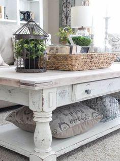 4 Simple Rustic Farmhouse Living Room Decor Ideas   My Home Decor Guide