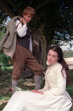Tess of the D'Urbervilles is my favorite heroine in literature!!! The A&E television movie is my favorite version of this story!!!!