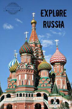 Explore Russia - MommyMaleta