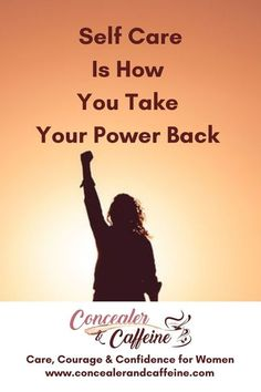 You heard that right. Self care is how you take your power back! By establishing boundaries, listening to your body and nurturing your mental health, you too can take back your power back. Let me explain how that works, because I firmly believe, this is crucial to your quality of life. #care #courage #confidence