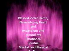 Violet Flame Meditation (with words)