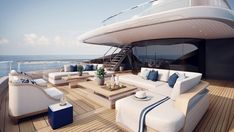 Benetti Yachts, Big Yachts, Super Yachts, Luxury Yachts, Yacht Design, Boat Design, Speed Boats, Power Boats, Luxury Yacht Interior