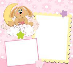http://www.imagenesydibujosparaimprimir.com/2014/02/marcos-infantiles-para-fotografias.html