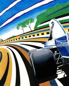 Ligier flying teapot by ~klem on deviantART
