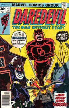 Daredevil # 141, Bullseye