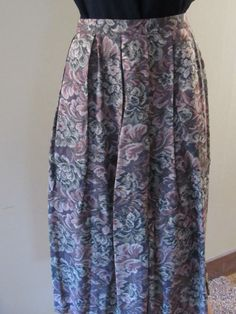 Floral rayon skirt by Koret Petites $16.95