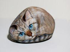 Résultats de recherche d'images pour « peinture sur galets animaux »