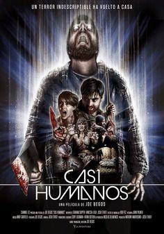 Afición por y para el cine: Casi humanos (Almost Human)