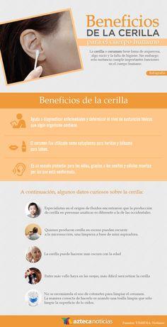 Beneficios de la cerilla #infografia