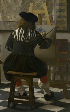 Lost Vermeer | The Art of Painting, Johannes Vermeer