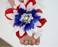 Toe Firecracker - is it too early to start thinking about the 4th of July???