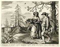 Herfst, Daniël van den Bremden, Herri le Roy, 1625 - 1630