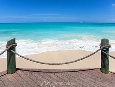 Caribbean Pier - Beach & Tropical - Subject
