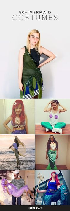 Pin for Later: 59 Mermaid Costumes You'll Flip For