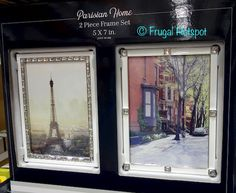 Costco Has The Parisian Home Photo Frame On Sale For A Limited Time