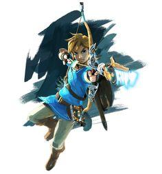 Nintendo Shows Off New Art From Zelda U