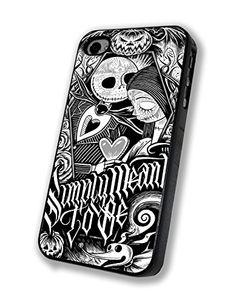 Jack and Sally Muertitos for Iphone Case - Iphone 4/4s, Iphone 5/5s/5c, Iphone 6/6s/6+ (iphone 5/5s black) movie case http://www.amazon.com/dp/B017EU9X5Q/ref=cm_sw_r_pi_dp_apzowb1ZRB1M2 #jackandsallymuertitos #moviecase #iphonecase