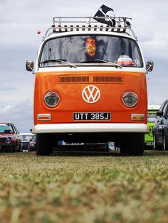 Burt the VW Camper!