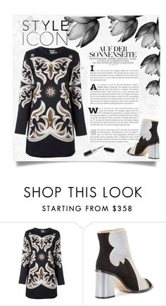 """Untitled #16"" by shamsiya57 ❤ liked on Polyvore featuring FAUSTO PUGLISI and BCBGMAXAZRIA"
