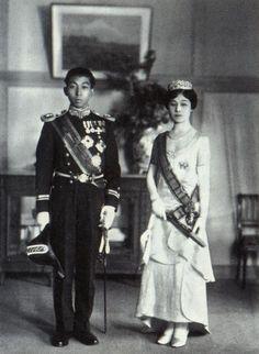 Japanese crown jewels.  Princess Kikoku of Japan (Takamatsu).