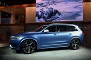 Volvo unveiled the S60 Cross Country, the S60 Inscription and the XC90 R-Design model vehicles Monday at the 2015 North American International Auto Show in Detroit.