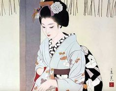 Japanese Art Styles, Japanese Artwork, Japanese Prints, Illustrations, Graphic Illustration, Samurai, Geisha Art, Japan Painting, Japan Art