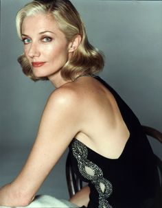 Joely Richardson  She and my daughter Greer could be twins, so beautiful.