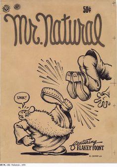 Natural Cover Art (San Francisco Comic Book Co./Apex Thoughts and Prayers were Naturally Dispatched April 27 2020 at Robert Crumb, Fritz The Cat, Linear Art, Alternative Comics, Fantasy Comics, Illustration, Lectures, Comic Artist, Comic Books Art