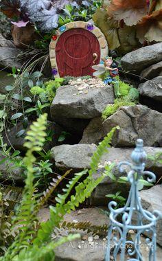 Make a Fairy Garden-