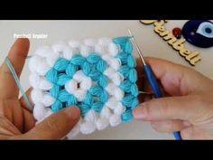 Weaving Patterns, Baby Knitting Patterns, Crochet Squares, Crochet Stitches, Helly Hansen, Teachers Pet, Diy Crochet, Kids Fashion, Crochet Necklace