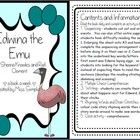 A book a week: Edwina the Emu by Sheena Knowles Read the book daily for a week and complete a activity a day - oh so simple! Activities include; ...