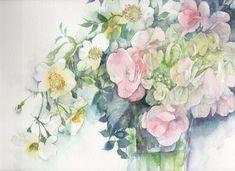 絵描き、木下美香による日々のスケッチ。