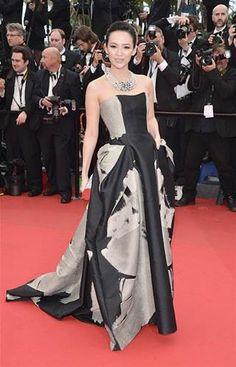 Cannes 2013: Zhang Ziyi