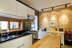 Casa Itaim  Cozinha Projeto - Leandro Cerny - Colaboração - Enzo Sobocinski Arquitetura